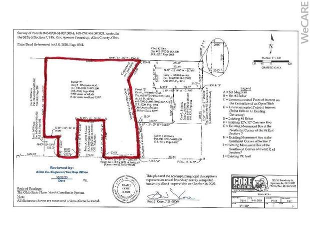 000 Kolter Road, SPENCERVILLE, OH 45887 (MLS #204078) :: CCR, Realtors