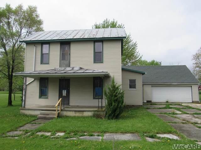 420 E Dixon St, Forest, OH 45843 (MLS #204761) :: CCR, Realtors