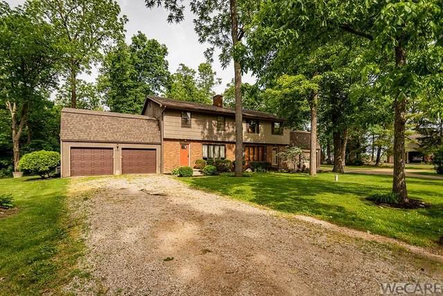 229 Oak Drive, West Liberty, OH 43357 (MLS #205127) :: CCR, Realtors
