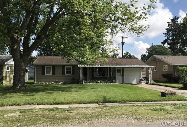 1031 Woodland Avenue, Van Wert, OH 45891 (MLS #205194) :: CCR, Realtors