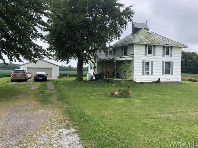 15824 State Route 189, Columbus Grove, OH 45830 (MLS #206135) :: CCR, Realtors