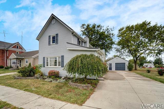 207 North Canal, SPENCERVILLE, OH 45887 (MLS #206459) :: CCR, Realtors