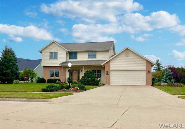 1145 Charlotte Circle, Van Wert, OH 45891 (MLS #206521) :: CCR, Realtors