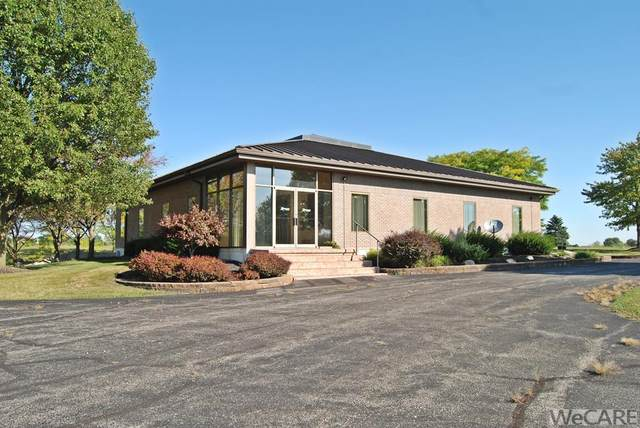 11177 Township Road 133, West Mansfield, OH 43358 (MLS #206547) :: CCR, Realtors