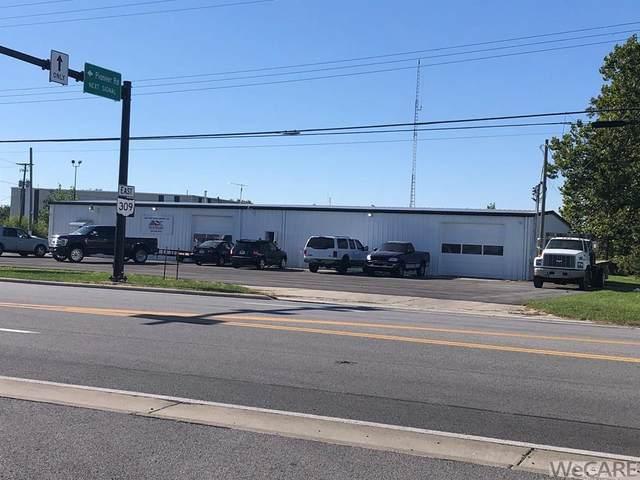 704 East Main, Elida, OH 45807 (MLS #206584) :: CCR, Realtors