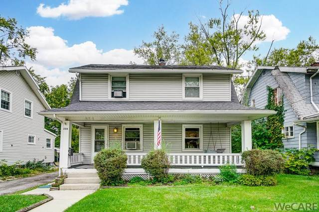 224 N Woodlawn Ave, Lima, OH 45805 (MLS #206644) :: CCR, Realtors