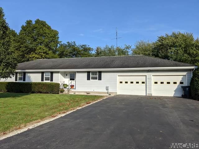 807 S Jefferson St., Pandora, OH 45877 (MLS #206654) :: CCR, Realtors