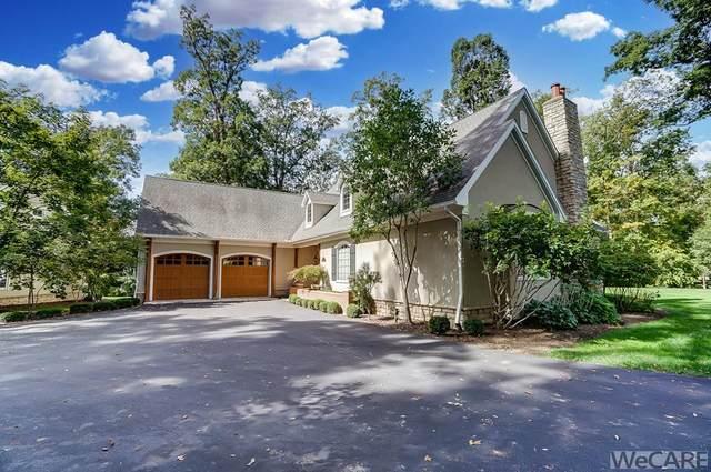 7 Estate Drive, Lima, OH 45805 (MLS #206675) :: CCR, Realtors