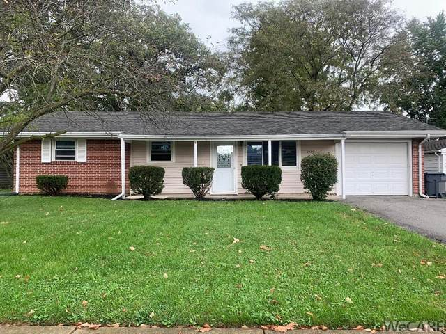 1750 Rice Ave, Lima, OH 45805 (MLS #206708) :: CCR, Realtors