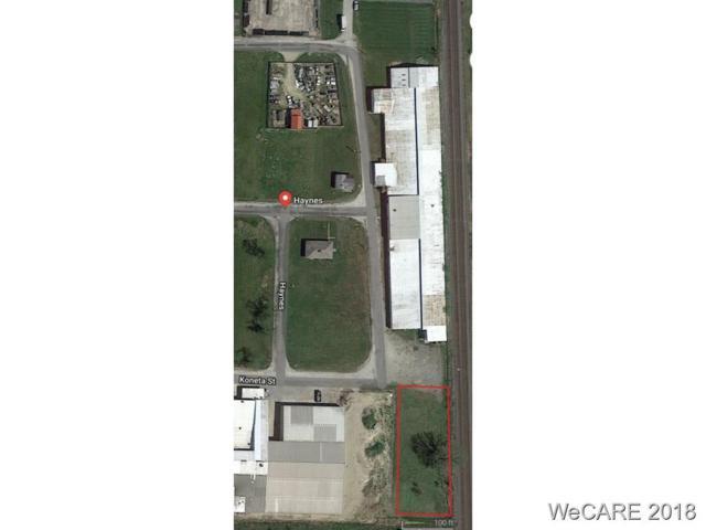 0 Haynes Street, WAPAKONETA, OH 45895 (MLS #110709) :: Superior PLUS Realtors