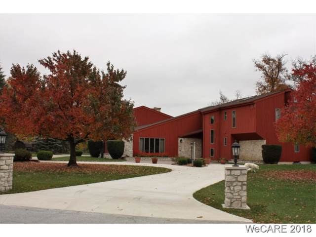 104 Meadowbrook Lane, St Marys, OH 45885 (MLS #110946) :: CCR, Realtors