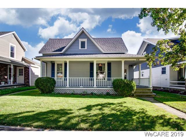 310 Perry, St Marys, OH 45885 (MLS #112859) :: Superior PLUS Realtors