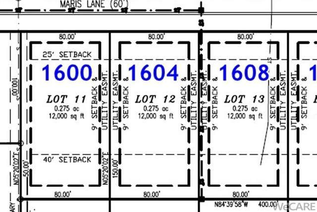 1604 Maris Ln, Bellefontaine, OH 43311 (MLS #201522) :: CCR, Realtors