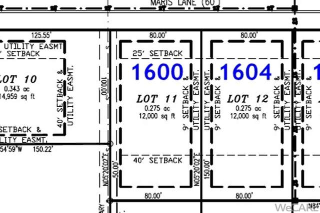 1600 Maris Ln, Bellefontaine, OH 43311 (MLS #201528) :: CCR, Realtors
