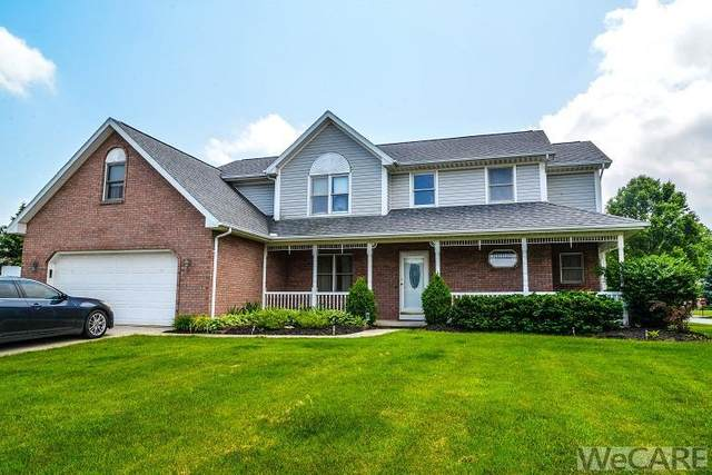 4781 Sycamore St, Lima, OH 45807 (MLS #201685) :: CCR, Realtors