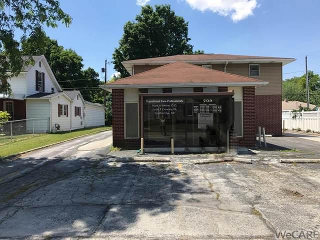 709 Vine St., N., Fostoria, OH 44830 (MLS #201759) :: CCR, Realtors