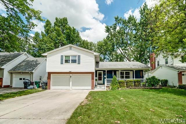 1856 Wendell Ave, Lima, OH 45805 (MLS #201802) :: CCR, Realtors