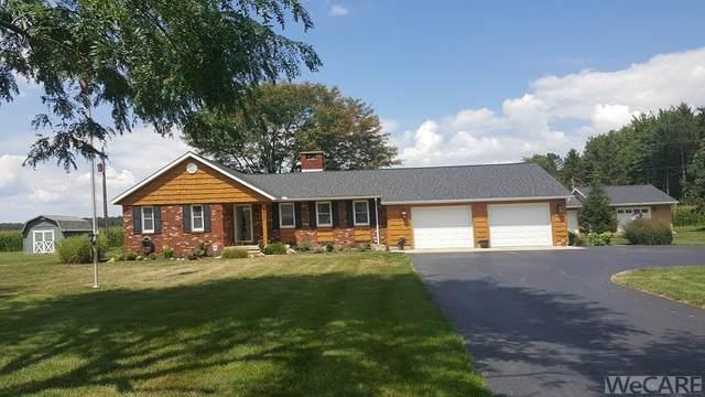 2927 County Road 60, Ada, OH 45810 (MLS #202419) :: CCR, Realtors