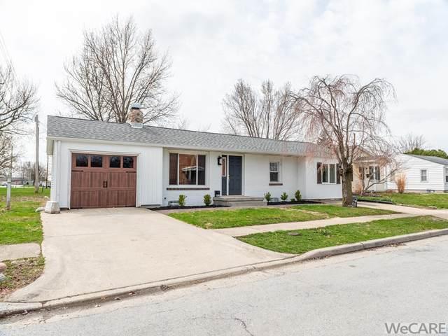 607 W. Plum Street, WAPAKONETA, OH 45895 (MLS #204339) :: CCR, Realtors