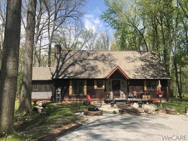 4494 W Breese Rd, Lima, OH 45806 (MLS #204735) :: CCR, Realtors
