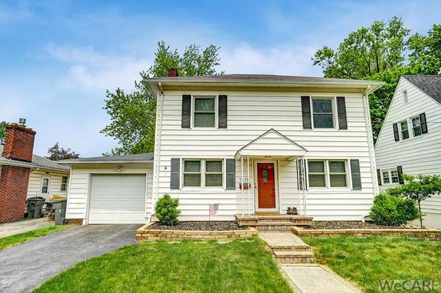 1510 Lowell Ave, Lima, OH 45805 (MLS #205002) :: CCR, Realtors