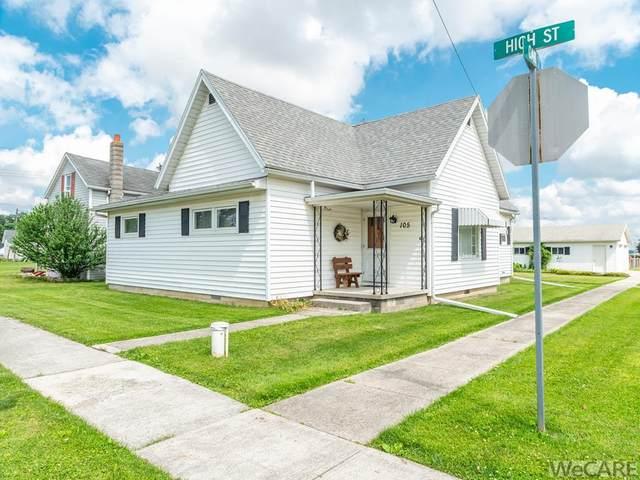 105 High Street, Buckland, OH 45819 (MLS #205207) :: CCR, Realtors