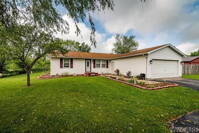 163 W. Mill Street, Rushsylvania, OH 43347 (MLS #205212) :: CCR, Realtors