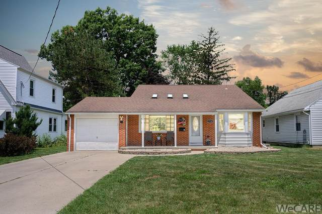 1714 Lowell Ave, Lima, OH 45805 (MLS #205548) :: CCR, Realtors