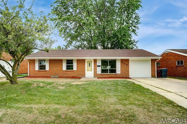609 Brower Rd, Lima, OH 45801 (MLS #205657) :: CCR, Realtors