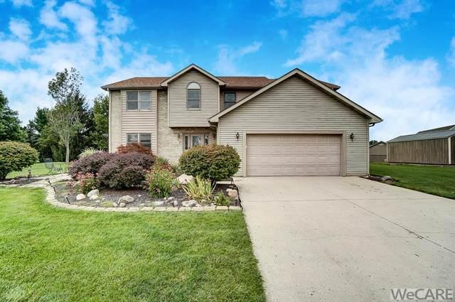 2135 Buttercup Drive, Elida, OH 45807 (MLS #205925) :: CCR, Realtors