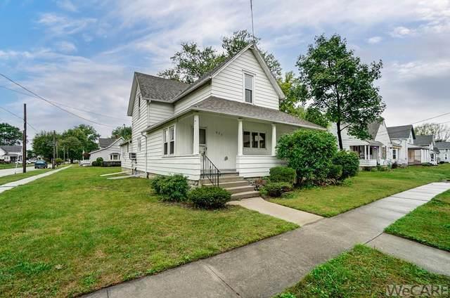 823 Elm Street, Van Wert, OH 45891 (MLS #206476) :: CCR, Realtors