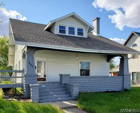 207 N Main St, SPENCERVILLE, OH 45887 (MLS #203881) :: CCR, Realtors
