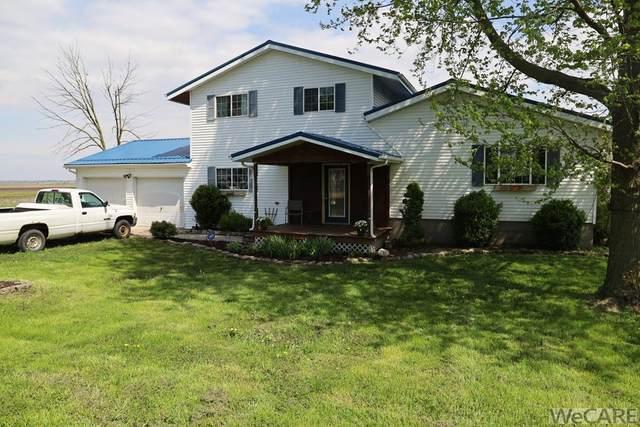 4557 Township Road 100, ALGER, OH 45812 (MLS #113347) :: CCR, Realtors