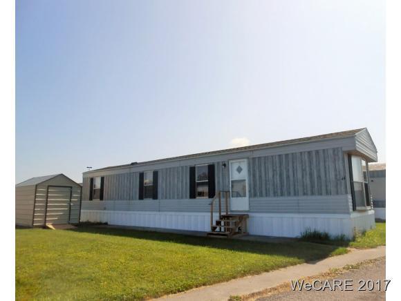 1570 N. Perry St Lot #44, OTTAWA, OH 45875 (MLS #106345) :: Superior PLUS Realtors
