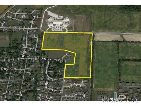 0 Pattison, Kenton, OH 43326 (MLS #108644) :: Superior PLUS Realtors