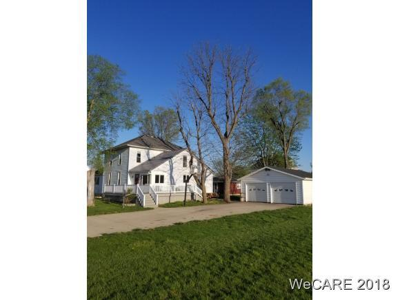 405 West 3Rd, OTTOVILLE, OH 45876 (MLS #108726) :: Superior PLUS Realtors