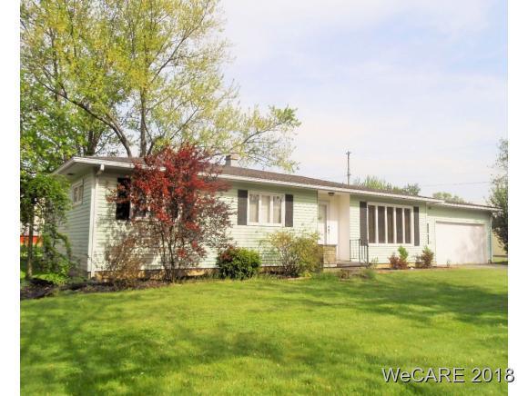 960 N. Pratt St, OTTAWA, OH 45875 (MLS #108864) :: Superior PLUS Realtors
