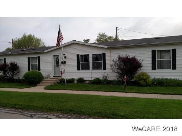 210 Wein St,, SPENCERVILLE, OH 45887 (MLS #108897) :: Superior PLUS Realtors