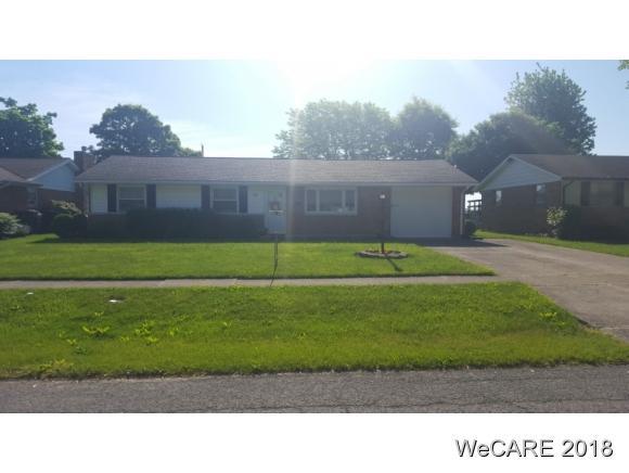 902 Carolyn Drive, Delphos, OH 45833 (MLS #108935) :: Superior PLUS Realtors