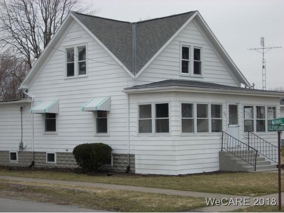 205 West Cleveland Street, Delphos, OH 45833 (MLS #109398) :: Superior PLUS Realtors