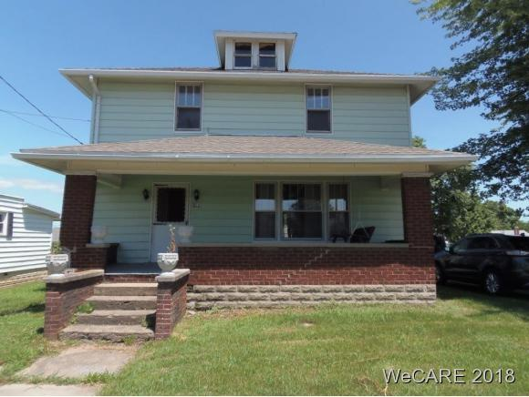311 E. Main St., Beaverdam, OH 45808 (MLS #109467) :: Superior PLUS Realtors