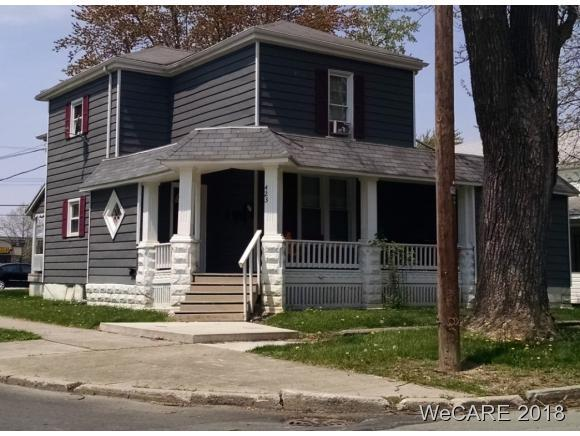 423 S Johnson St,, Ada, OH 45810 (MLS #109835) :: Superior PLUS Realtors