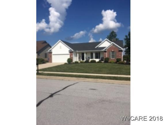2670 Autumn Ridge Dr., Lima, OH 45801 (MLS #110335) :: Superior PLUS Realtors