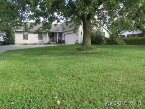 8301 Reservoir Rd,, Lima, OH 45801 (MLS #110612) :: Superior PLUS Realtors