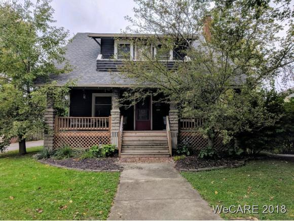 425 N Gilbert St, Ada, OH 45810 (MLS #110613) :: Superior PLUS Realtors