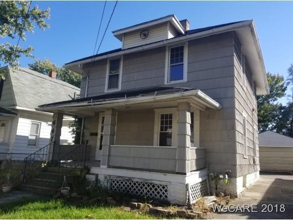 447 Hazel Ave, Lima, OH 45801 (MLS #110662) :: Superior PLUS Realtors