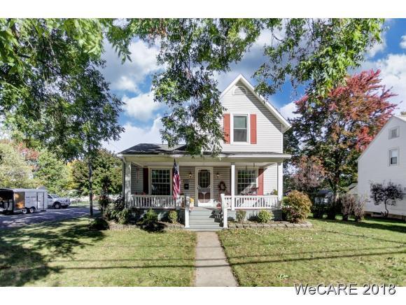 431 Cherry Street, BLUFFTON, OH 45817 (MLS #110694) :: Superior PLUS Realtors
