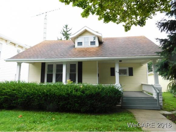 618 N. Main St., Ada, OH 45810 (MLS #110760) :: Superior PLUS Realtors