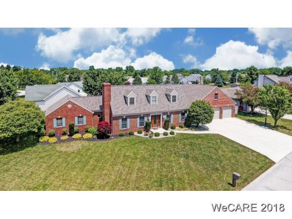 5190 Meadow Glen Drive, Lima, OH 45807 (MLS #110799) :: Superior PLUS Realtors
