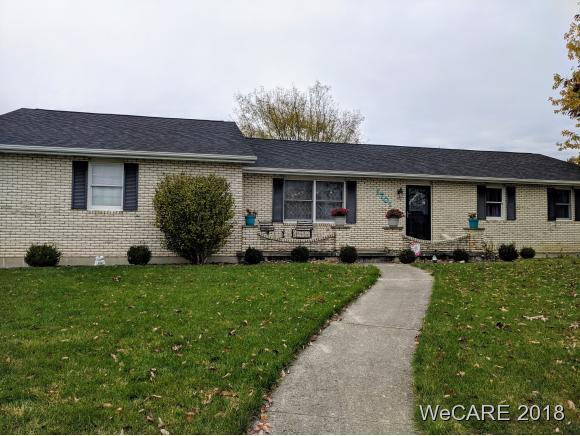 1701 Queensbury, Celina, OH 45822 (MLS #110814) :: Superior PLUS Realtors